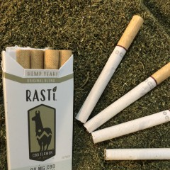 Rasti 10 pack CBD smokes