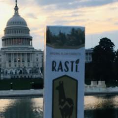 Rasti hits DC