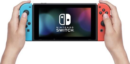 Nintendo switch system Model# HACSKABAAUSZ