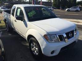13 Nissan Frontier $3500 Down