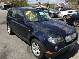 07 BMW X3 $2500